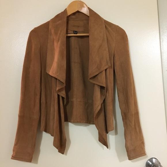 Mango Jackets & Blazers - Genuine leather Jacket